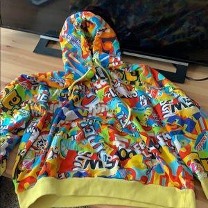moshchino hoodie women